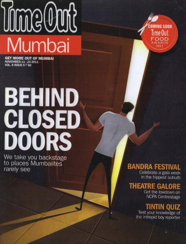 Time Out Mumbai -November 2011. Vol 08 Issue 06.
