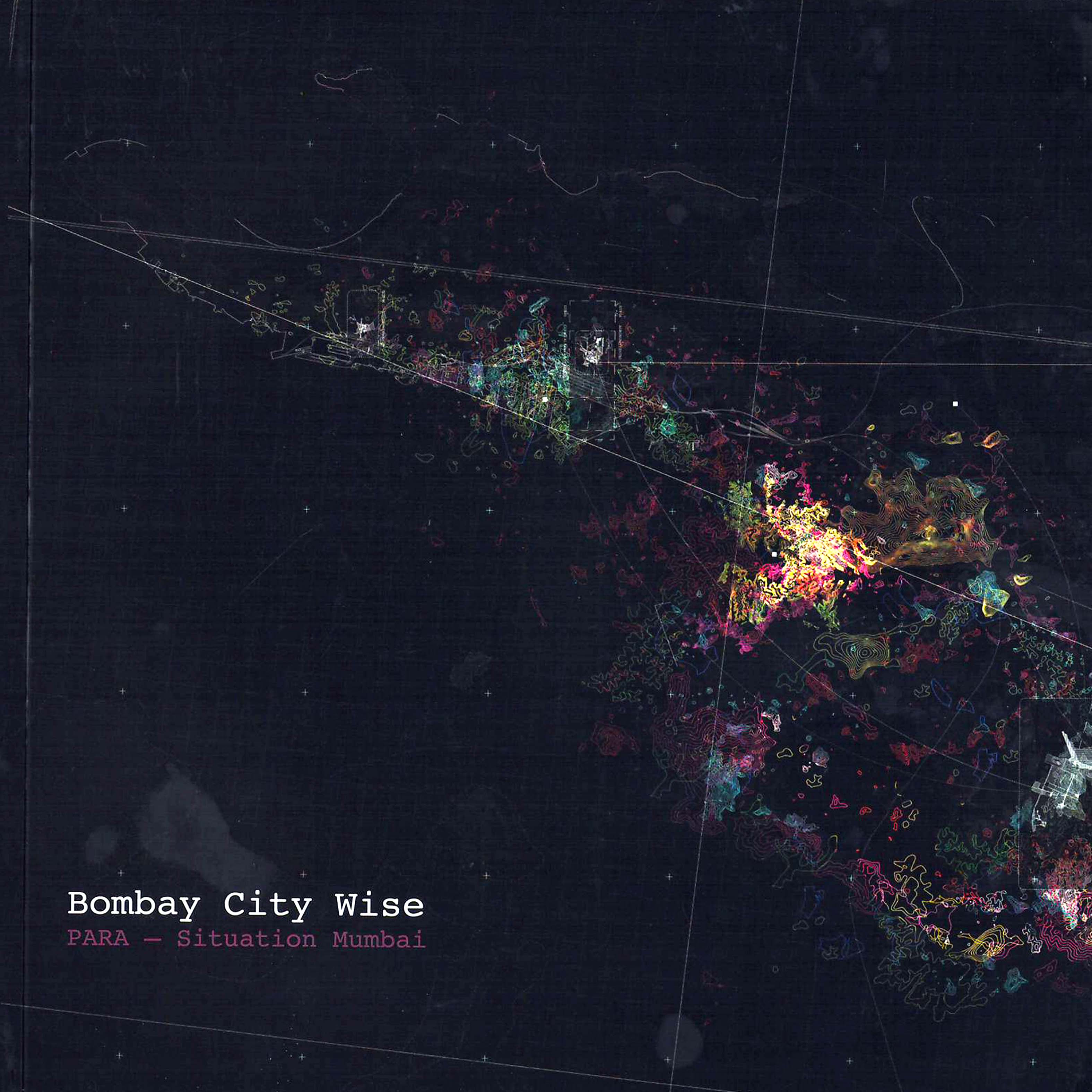 Bombay City Wise - PARA Situation Mumbai by Dorian Wisziewski; featuring an Architectural Practice in Mumbai by Brinda Somaya at Edinburgh School of Architecture and Landscape Architecture (ESALA) - October 2016