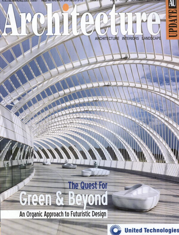 Architecture Update - September 2014